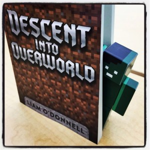 """Gumby Gets into Descent into Overworld"""