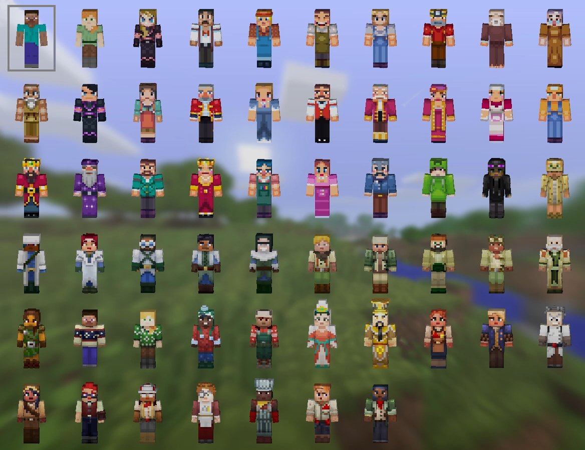 Minecraft Skins For Crafting And Building