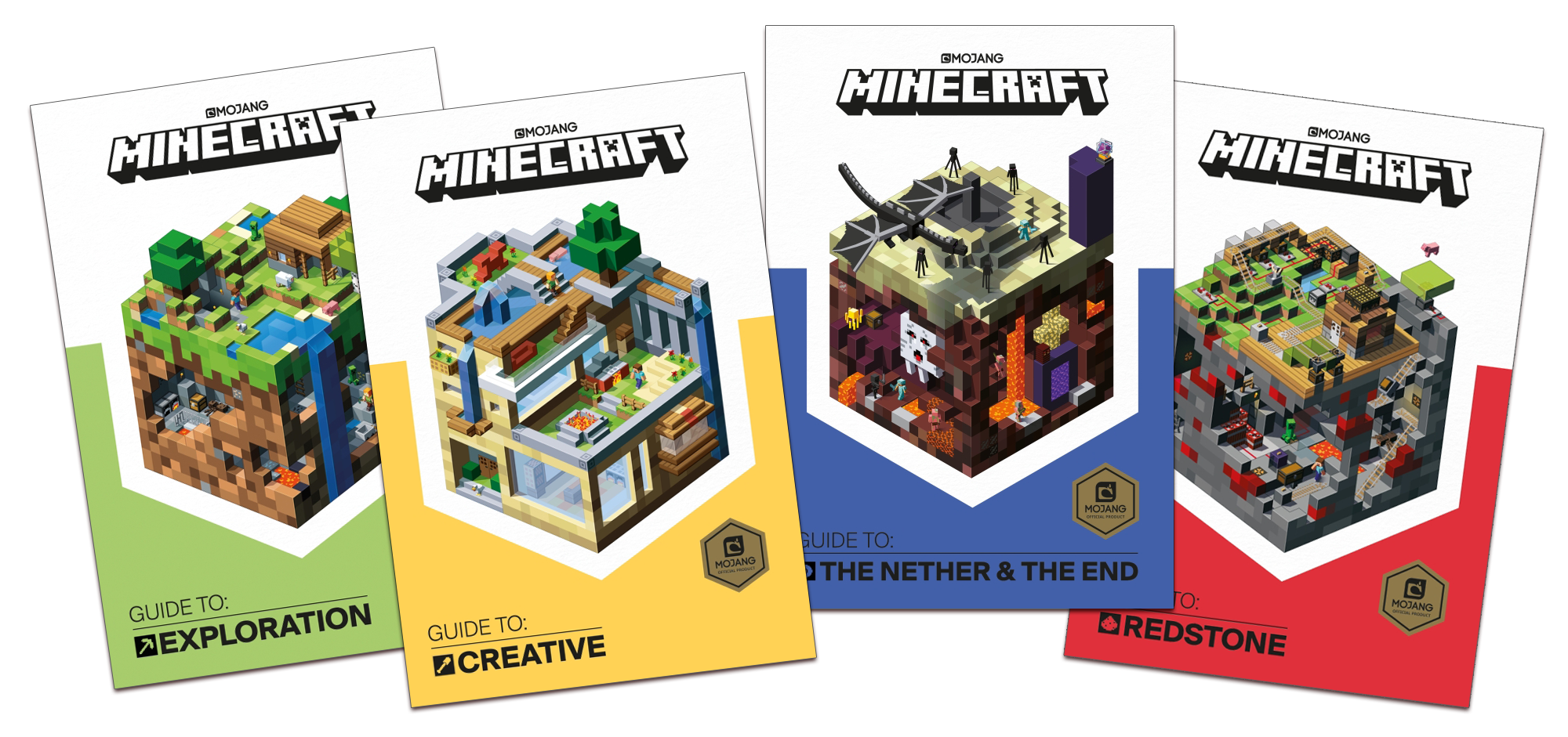 mojang releases new official minecraft books gumbyblockhead com rh gumbyblockhead com minecraft guide book xbox minecraft guide book for pe