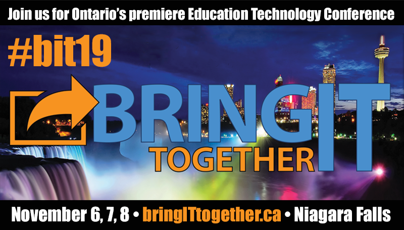 #BIT19 Bring IT, Together 2019