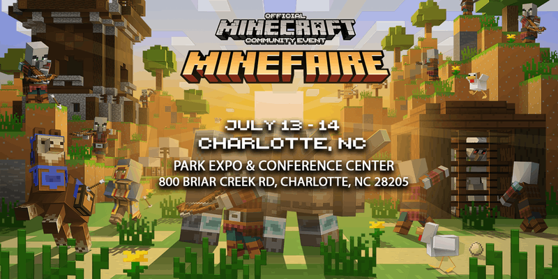 #MineFaire, New Jersey 2019